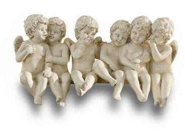 Loberon Engel »Léon«, weiß, antikweiß