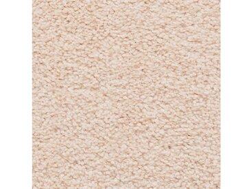 Vorwerk VORWERK Teppichboden »Passion 1004«, Meterware, Velours, Breite 400/500 cm, natur, apricot x 1M04