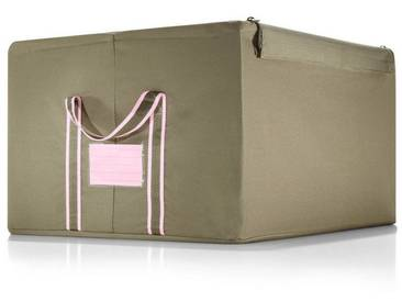 REISENTHEL® Aufbewahrungsbox »storagebox L«, grün, Khaki