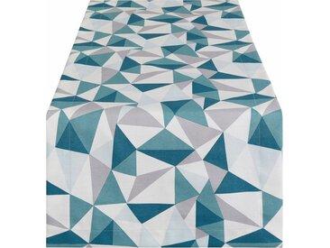 Home affaire Tischläufer (1-tlg), mit geometrischem Print