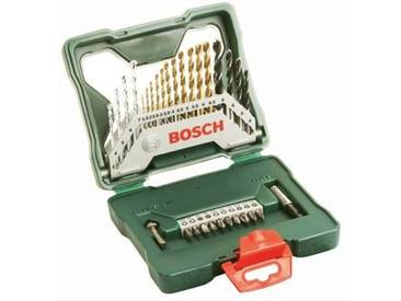 BOSCH Bosch Bohrer-und Bit-Set »X-Line Titanium (30-tlg.)«
