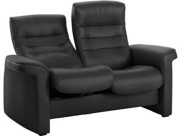 Stressless® 2-Sitzer Sofa High »Sapphire«, in Kinosessel-Optik, schwarz, black