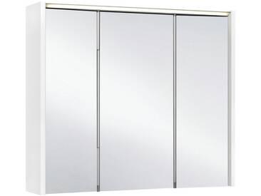 jokey Jokey Spiegelschrank »Arbo« Breite 73 cm, mit LED-Beleuchtung, weiß, weiß