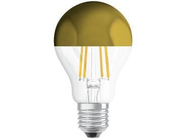 Osram LED Retrofit Classic A Mirror LED-Lampe »ST CLAS A 54 CL 7 W/827 E27«, weiß, weiss