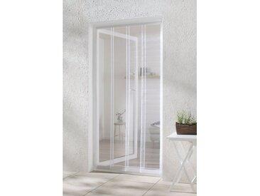 hecht international HECHT Insektenschutz-Vorhang »FILATEC«, weiß, BxH: 100x220 cm, weiß, Türen, 100 cm x 220 cm, weiß