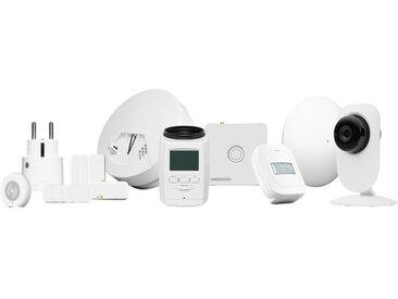 Medion® MEDION® Smart Home Starter Set für Fortgeschrittene »P85755 (MD 90755)«, weiß, weiß