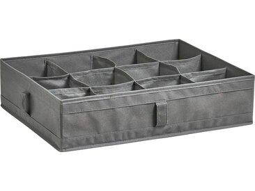 Zeller Present Aufbewahrungsbox »12 Fächer« (1 Stück), faltbar, für Wäsche