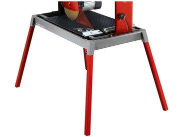 Einhell EINHELL Steintrennmaschine »TE-SC 570 L«, inkl. Turbo-Diamant-Trennscheibe und Arbeitstisch, rot, rot