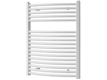 Schulte SCHULTE Designheizkörper »Mannheim«, weiß, 77 cm, weiß