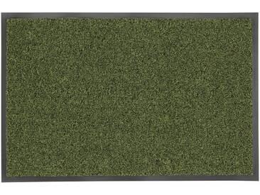 HANSE Home Fußmatte »Green&Clean«, rechteckig, Höhe 8 mm, rechteckig, grün, 8 mm, grün