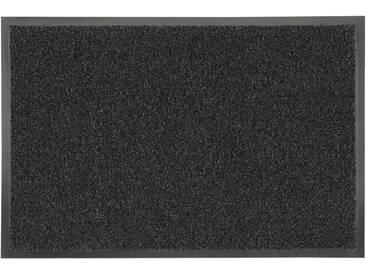HANSE Home Fußmatte »Green&Clean«, rechteckig, Höhe 8 mm, rechteckig, grau, 8 mm, grau