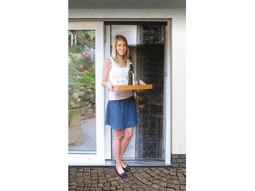 SCHELLENBERG Insektenschutz-Vorhang »PREMIUM«, BxH: 115x250 cm, anthrazit, anthrazit, 115 cm x 250 cm, 115 cm x 250 cm, Türen