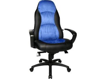 TOPSTAR Topstar Chefsessel »Speed Chair«, schwarz / blau