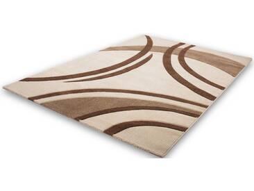 LALEE Teppich »Havanna 409«, rechteckig, Höhe 11 mm, natur, 11 mm, elfenbeinfarben