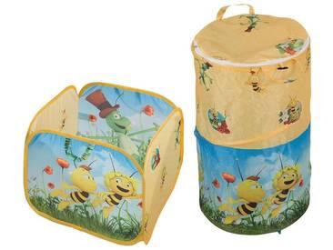 Roba® Pop Up Tonnenset Biene Maja, 2-tlg., bunt, mehrfarbig