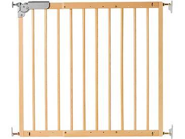 Dolle DOLLE Schutzgitter »Pia«, für Treppen und Durchgänge, BxH: 75,6-110 x 71 cm, natur, natur