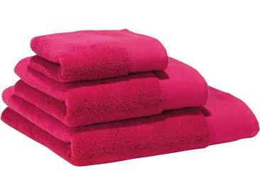Villeroy & Boch Gästehandtücher »Spa«, in exklusiver Premiumqualität, rosa, Walkfrottee, pink