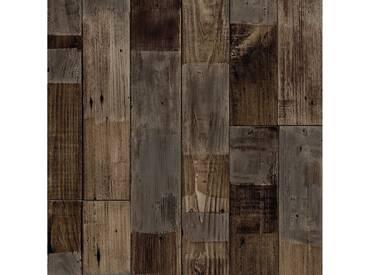 Andiamo ANDIAMO Vinyl-Boden »Inspire«, braun, braun, 200 cm, dunkelbraun/holzoptik