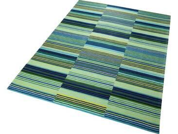 Esprit Teppich »Colorpop«, rechteckig, Höhe 10 mm, grün, 10 mm, grün