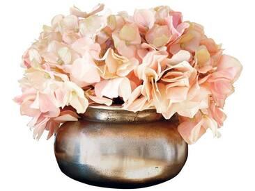 Loberon Vase »Hadrien«, antiksilber
