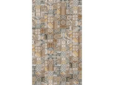 PARADOR Packung: Vinylboden »Trendtime 5.30 - Ornamentic Colour«, 906 x 395 mm, Stärke 8,6 mm, 1,8 m², bunt, bunt