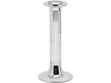 EDZARD Kerzenleuchter »Farol«, versilbert und anlaufgeschützt, silberfarben, 9x9 cm, silberfarben