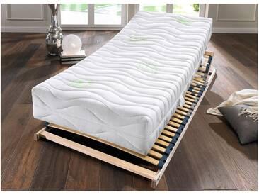 Hn8 Schlafsysteme Komfortschaummatratze »Green HF«, 20 cm hoch, Raumgewicht: 30, (1-tlg), ca. 20 cm, 2 (0-80 kg)