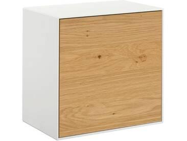now! by hülsta Hänge-Designbox »now! easy« mit 1 Tür, natur, Natureiche