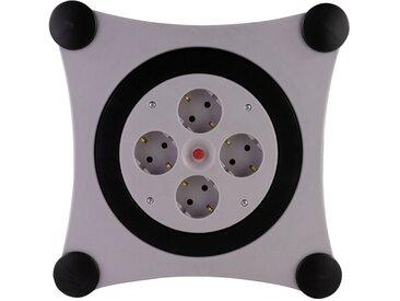 REV Kabeltrommel »Kabelbox X-Tra 12,5 m«, grau, grey