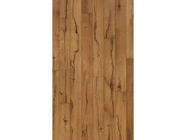 PARADOR Parkett »Trendtime 8 Classic - Eiche gebürstet«, 1882 x 190 mm, Stärke: 15 mm, 2,86 m², braun, braun