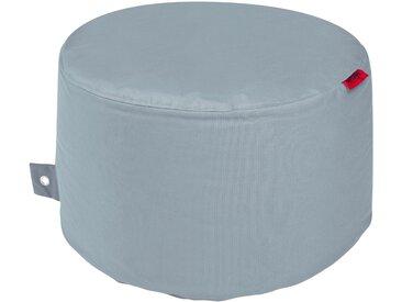 OUTBAG Sitzsack »Rock Plus«, wetterfest, für den Außenbereich, Ø: 60 cm, blau, stone