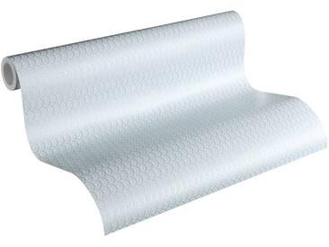 Esprit Vliestapete »ECO«, grafisch, matt, glänzend, FSC®, RAL-Gütezeichen, schwer entflammbar nach DIN 4102, bunt, blau-weiß