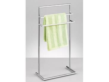 Zeller Present ZELLER Handtuchständer »Chrom«, silberfarben, silberfarben
