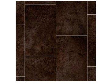 Andiamo ANDIAMO Vinylboden »Sonic«, Fliese anthrazit, grau, 300 cm, anthrazit