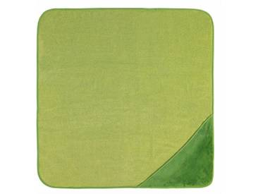 Vossen Kapuzenhandtuch »Bixie«, saugfähige Qualität, grün, Velours, grün