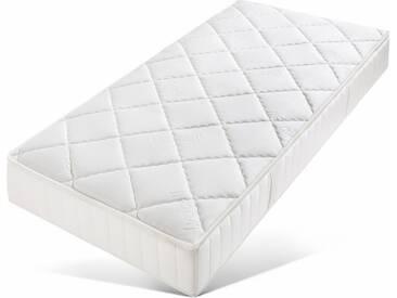 Hn8 Schlafsysteme Taschenfederkernmatratze »Savoy«, 24 cm hoch, 435 Federn, (1-tlg), ca. 24 cm, 2 (0-80 kg)