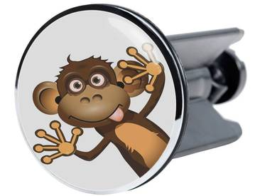 Sanilo SANILO Stöpsel »Monkey«, für Waschbecken, Ø 4 cm