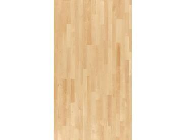 PARADOR Parkett »Basic Natur - Ahorn kanadisch, lackiert«, 2200 x 185 mm, Stärke: 11,5 mm, 4,07 m², braun, braun