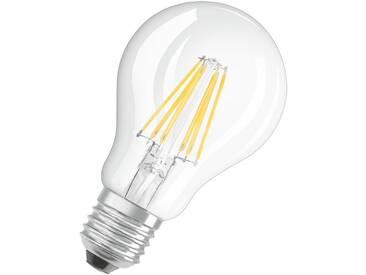 Osram LED Retrofit CLASSIC A dimmbare Lampe, LED-Lampe »SST CLAS A 60 DIM 6.5 W/827 E27 FIL«, weiß, weiss