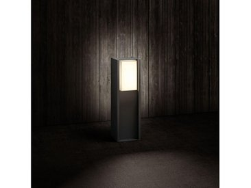 Philips Hue LED Sockelleuchte »Turaco«, 1-flammig, LED Außenleuchte- smartes LED-Lichtsystem mit App-Steuerung