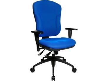 TOPSTAR Bürostuhl »Wellpoint 30 SY«, blau, blau