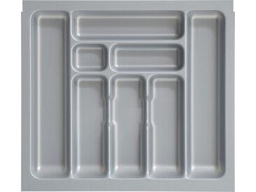OPTIFIT Besteckeinsatz 60 cm, silberfarben, Besteckeinsatz 60 cm, silberfarben