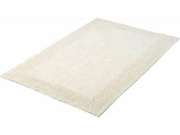 Kleine Wolke Badematte »Cotone« , Höhe 9 mm, rutschhemmend beschichtet, fußbodenheizungsgeeignet, natur, 9 mm, natur