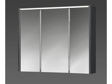 jokey Jokey Spiegelschrank »Arbo« Breite 73 cm, mit LED-Beleuchtung, grau, anthrazit