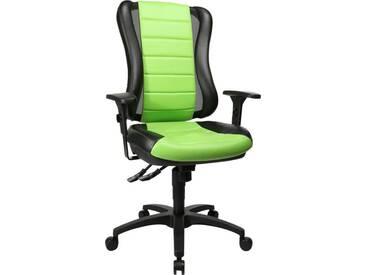 TOPSTAR Bürostuhl »Head Point RS«, schwarz, schwarz/grün