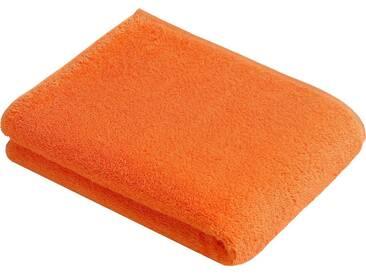 Vossen Badetuch »New Generation«, in großer Farbauswahl, orange, Walkfrottee, orange