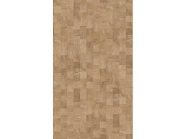 PARADOR Laminat »Classic 1050 - Eiche Natur Hirnholz«, 1285 x 194 mm, Stärke: 8 mm, braun, braun