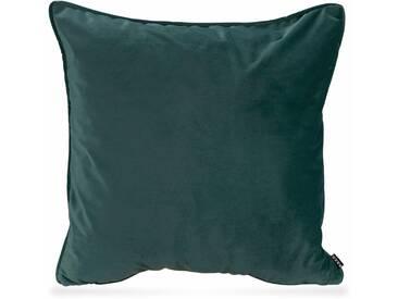 H.O.C.K. H.o.c.k. Kissen »Nobile Samt«, grün, pale-green 056