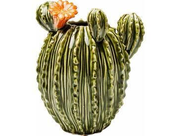 KARE Design Vase Texas Kaktus Flower, grün, (B/T/H): 18/18/24 cm, grün