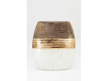 HTI-Line Vase »Penelope M«, braun, Braun